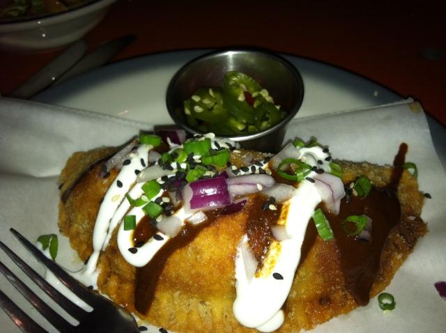 Special chicken Empanada